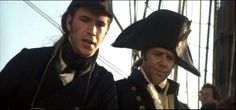 This is a new addition to our Well-Dressed Men album, which until now featured caricatures and paintings of what our favorite Royal Navy officers and sailors wore during the Napoleonic Wars. Royal Navy Uniform, Royal Navy Officer, Master And Commander, Navy Uniforms, James D'arcy, Navy Life, Russell Crowe, Seafarer, Period Costumes