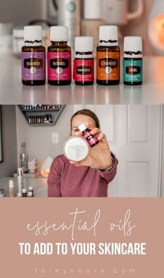 5 Essential Oils to Add to Your Skincare Right Now Serum For Dry Skin, Skin Serum, Safe Cleaning Products, Best Skincare Products, Essential Oils For Sleep, Young Living Essential Oils, Tips For Oily Skin, Makeup For Older Women, Hair Growth Oil
