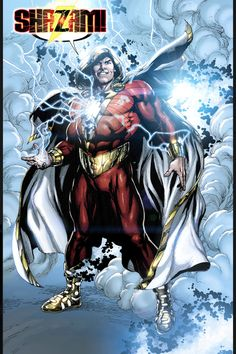 Not a fan of the new 52 design, and the fact that they call him Shazam rather than Captain Marvel. Again, if it ain't broke, don't fix it!!!