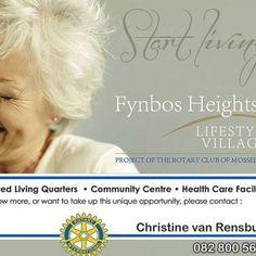 Fynbos Heights Lifestyle Village, Mossel Bay