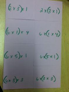Associative Property of Multiplication    2nd Grade with Mrs. Wade: Math