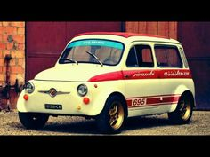 Fiat 500 Giardiniera Abarth