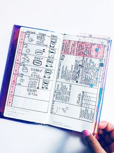 Hobonichi Techo, Hobonichi Ideas, Ui Palette, Jibun Techo, Small Planner, Calendar Organization, Cute Stationary, Keeping A Journal, Travelers Notebook