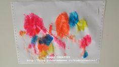 Com'è divertente colorare con le dita, colorare senza sporcare poi lo è ancora di più. Ma come fare? Semplicissimo, leggi qui