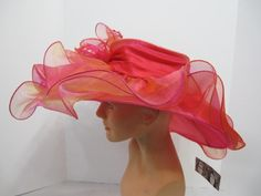 Ladies dressy all year church hats
