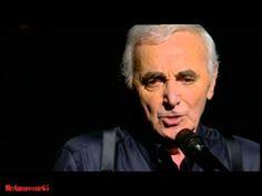 Charles Aznavour chante La boheme - 2004