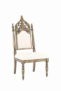 Currey and Co Vestibule Chair