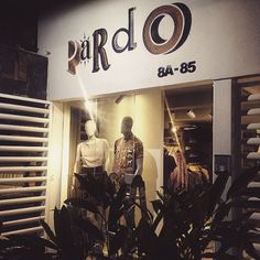 Viernes y el nuevo letrero casi listo! #belikepardo (at Pardo)