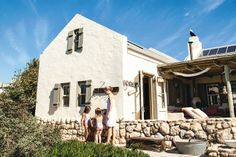 Best beach houses in South Africa | Seagull Cottage, Churchhaven, South Africa