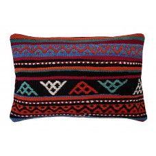 Kilim Lumbar Pillow Cover Bohemian Pillows, Kilim Pillows, Lumbar Pillow, Pillow Covers, Carpet, Handmade, Bags, Design, Home Decor