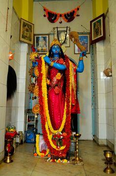 Keoratala samsan Krishna kali