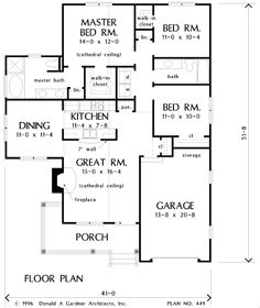 1000 images about 1000 to 2000 sq ft house plans on for 1350 sq ft house plan