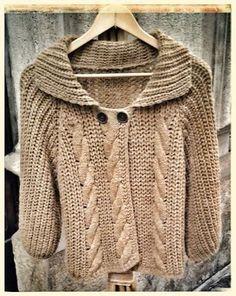 """Nuovi arrivi. Cardigan """"baby"""" in lana e alpaca, molto fashion e caldissimo"""