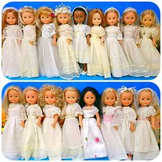 Doll Clothes Patterns, Clothing Patterns, Our Generation Doll Clothes, Nancy Doll, Bride Dolls, Flower Girl Dresses, Bridal, Doll Dresses, Miniatures