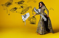 Vlisco, the African Fashion Titan from Holland - BoF - The ...
