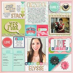 Digital Scrapbooking Layout using Storyteller January 2014 *Project Digital 365/52/Life Bundle* by Just Jaimee;   Also: 365 Unscripted: Plastic Stitched Grids 4 by Traci Reed; 365 Un...