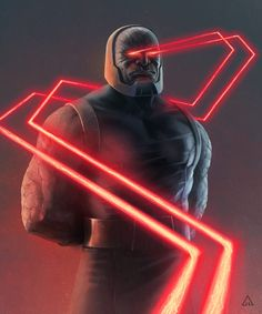 Comics Forever, Darkseid // artwork by Artur Rocha (2015)