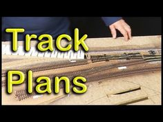 Track Plans at Chadwick Model Railway Model Railway Track Plans, Screwdriver Set, Model Trains, Loft, How To Plan, Youtube, Design, Lofts, Model Train