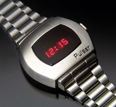 Led Watch, Vintage Watches, Digital Watch, Gadget, Tech, Cool Stuff, Men Watch, Clocks, Watch