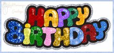 happy birthday glitter graphics for facebook   Happy Birthday Ments Facebook Myspace Orkut Graphics Glitters