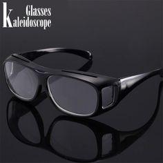 0e4f647ed18 Kaleidoscope Glasses Reading Glasses Magnifier Unisex Magnifying Presbyopia  Glasses Big Vision Anti-fatigue Eyewear +250.+300. Yesterday s price  US   3.50 ...