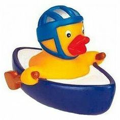 Rubber Duck Toy: Duck on the Boat Church Carnival Games, What The Duck, Duck Toy, Spa Parts, Quack Quack, Hobbies To Try, Print Box, Water Toys, Pretend Play