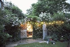 """7 Tips for Creating Your Very Own """"She Shed"""""""