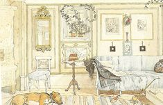 carl larsson paintings - Google Search