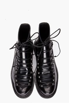 Givenchy capsule boot men's