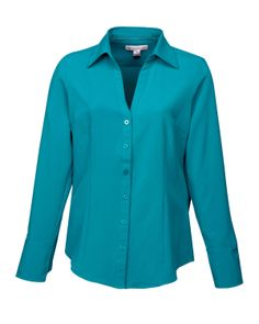 Womens Spandex Shirt - Buy wholesale womens 96% polyester spandex woven shirt at Gotapparel.com.