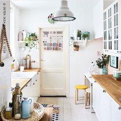 """792 Likes, 43 Comments - Ilaria Chiaratti (@idainteriorlifestyle) on Instagram: """"La cucina della Happy House fotografata per @ikeafamilymag 🎉🎊🎉 repost from @ikeabelgium 🌈 non vedo…"""""""