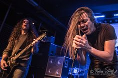 Fates Warning - Rockfabrik Nürnberg, Germany 02/11/2014. Credit: Florian Stangl - metal-fotos.de