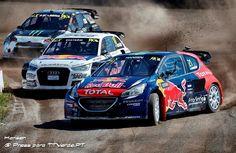 Mundial FIA de Rallycross