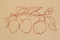 Henri Matisse still life with fruit 1948