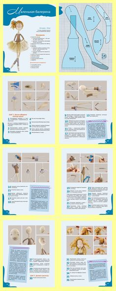 Papusi relizate manual 2 - Pagina 6                                                                                                                                                                                 Más