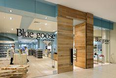 the entrance. Blue Goose, South Yarra, VIC