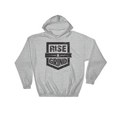 Rise & G Hooded Sweatshirt