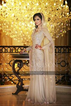 Pakistani wedding dress