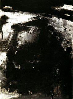 Franz Kline - Requiem 1958