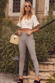 970c269770bc1e 27 Best gingham pants images