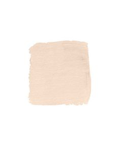 """BENJAMIN MOORE DURANGO DUST 2165-60: """"I love colors that change with the light. This is the palest apricot that can look white during the day and then as the sun goes down it gets this warm rose blush. It's beachy, it's warm, and it's a great transition color. I've used it on cathedral ceilings and hallways and stairwells. It goes with anything. I noticed that my paint store stocks it now. It's taken over from Linen White and Atrium White and Antique White."""" -Lori Feldman"""