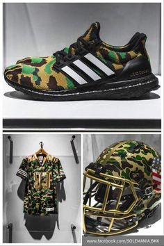 "quality design 57436 47a8b Adidas - Bape "". Superbowl pack """
