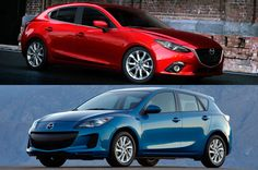 New 2014 Mazda 3 HD Wallpapers