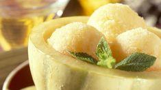 Haz una deliciosa receta de sorbete de melón. Descubre cómo hacer esta receta…
