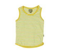 Lojadada : Produto : SOL organic tank top, yellow