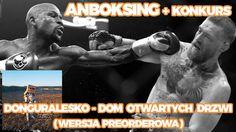 Unboxing - donGURALesko - DOM OTWARTYCH DRZWI + EP ALPHABET (WERSJA PREORDEROWA) + KONKURS