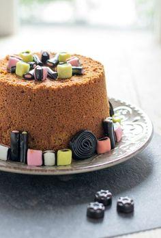 American Cake, Angel Cake, Cake Cookies, Cupcakes, Chiffon Cake, Panna Cotta, Bundt Cakes, Ethnic Recipes, Desserts