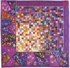 purpl quilt, sew, pattern, color, daughter