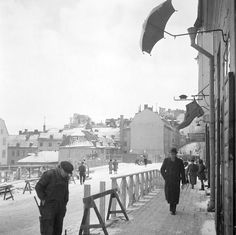 Sankt Paulsgatan - Lennart af Petersens, 1937
