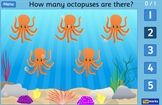 3-5 years old math and english online games
